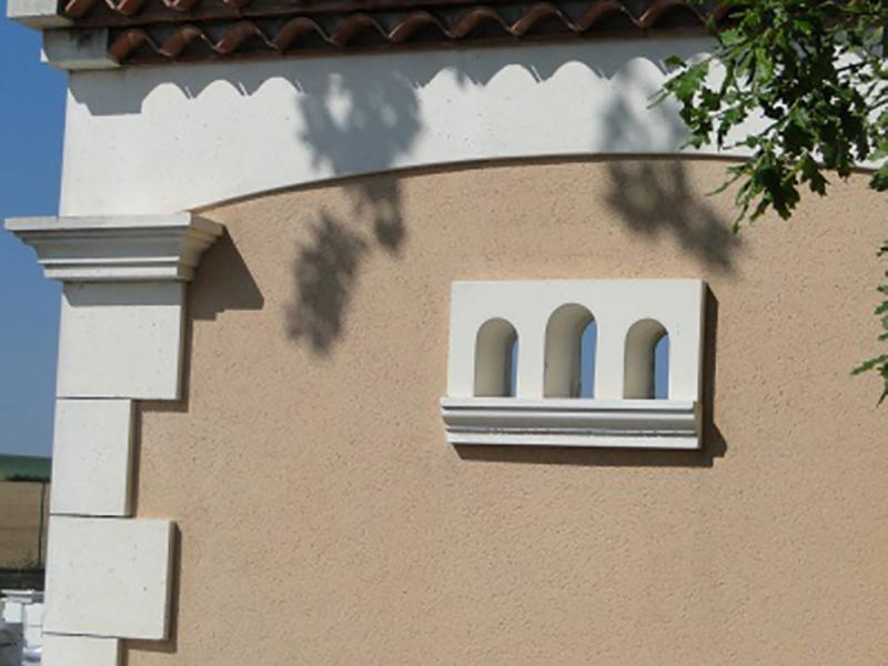 Accessoires et Décoration pierre reconstituée Poupelin